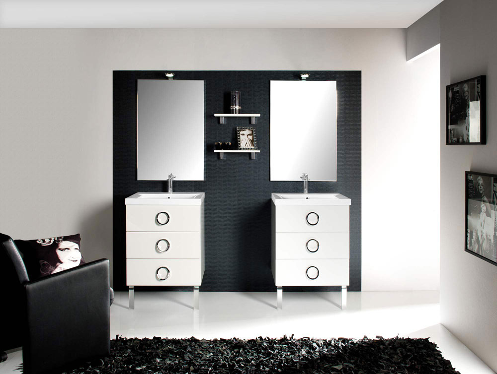 mobilier salle de bain. Black Bedroom Furniture Sets. Home Design Ideas